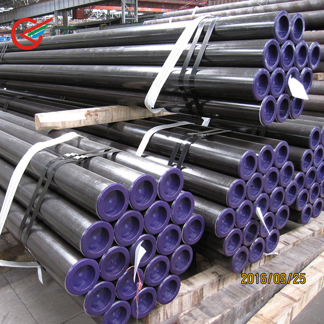Chinese professional manufacturers all kinds of ASTM standard carbon steel seamless pipe stockist