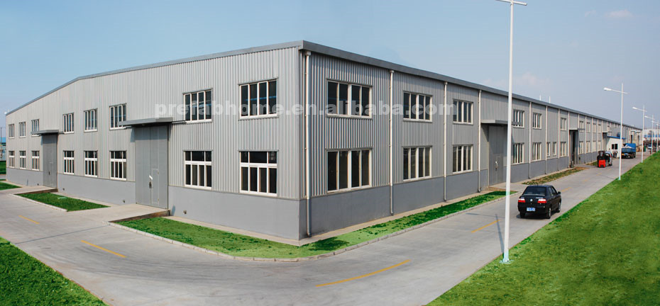 span steel warehouse for lease