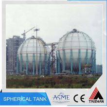 ASME 2000m3 Ammonia LPG Spherical Storage Tank