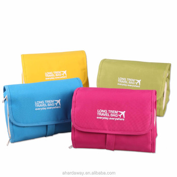China promotional practical travel toiletry bagry bag
