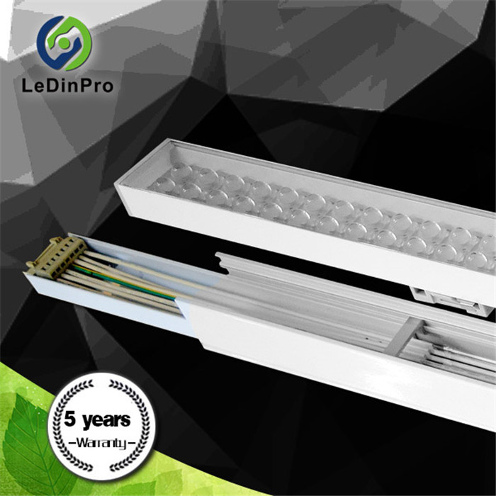 Best selling line lamp trunking system dimmable