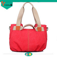 hot selling canvas shoulder designer bags online shopping for wholesale clothing
