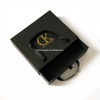 custom Logo Extension Hair Packaging Drawer Box For 4 Bundles Of Hair Packaging
