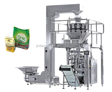 Fully sugar automatic packing machine for seed vegetable nuts coconut sugar packing machine