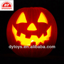 Decoration large plastic halloween pumpkin