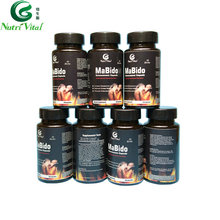 China price good reputation food grade 100% pure natural herbal epimedium capsule male enhancement pills