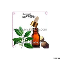 organic and 100% pure Nutmeg essential oil for hot sale