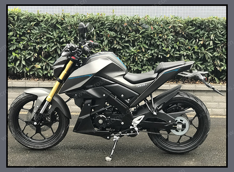 2018 New Style Chinese Cheap 200CC Motorcycles Motocicletas M-Slaz For Sale Cat 200