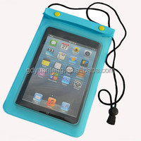 Wholesale Newest Design High Quality Waterproof Pouch Case Bag For Apple Ipad mini