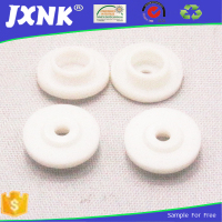 High quality custom made big easy plastic buttons for clothing