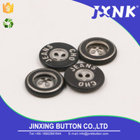 Alibaba quality Custom logo 4 Holes Metal Shirt Button with low price