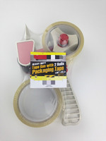 tape gun Handheld Plastic&Metal Packing Tape Dispenser tape of dispenser