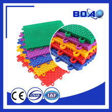 Futsal Outdoor Plastic Interlocking Sport Court Flooring With Wholesale Price