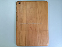 cherry wooden case with new grain wood case for ipad mini