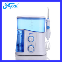 2016 High quality uv light sterilization toothbrush Oral irrigator water flosser ,
