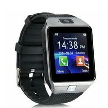 Free sample Sport Watch WristWatch For Android With Camera FM Support SIM Card