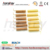 Customized Precision Good Conductive Phosphor Copper Gold Plated Antenna Spring