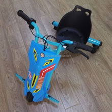 Outdoor sporting 360 Degree 3 wheel electric drifting scooter for kids