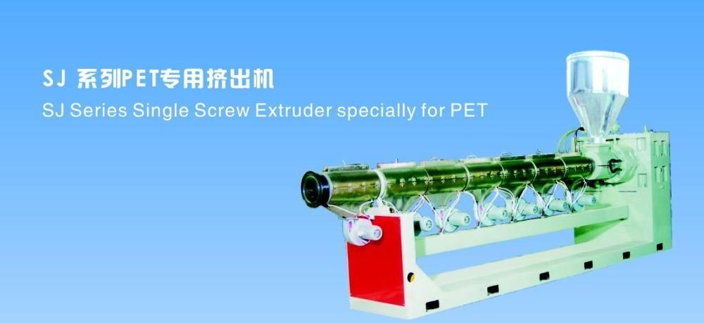 Full automatic SJ/120/33F three scerw extruder made in china