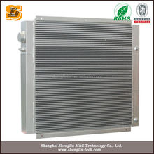 aluminum tube split type high wall air conditioner refrigerator heavy truck radiator