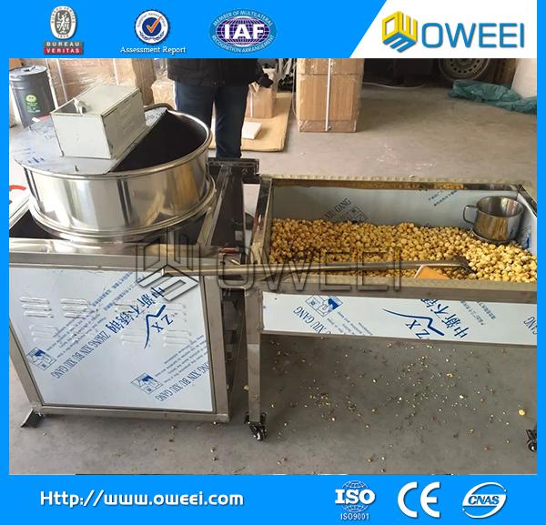 cretors popcorn machine for sale