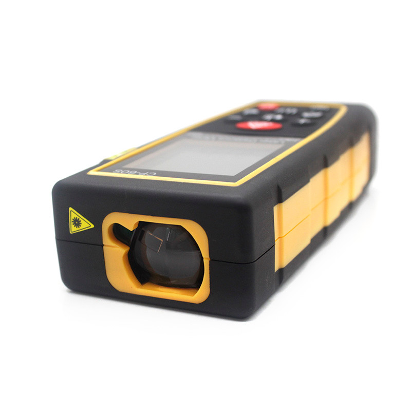 Laser distance measuring tool electric tape measure 60m continuous laser distance meter