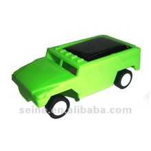 Diy hummer solar energy racing car let kid study new energy