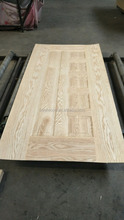 3.0mm Nature Oak Veneer HDF Molded Door Skin