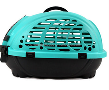 hard shell dog air cage American aircraft dog cage Dedicated air box dog carrier
