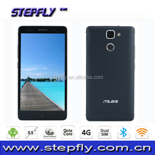 5.5 inch HD IPS screen MTK6752 Octa Core Android 5.0 RAM 3GB 16GB 4G Mobile Phone