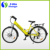 26'' alloy frame cheap city electric motor bike