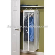 hanging canvas wardrobe
