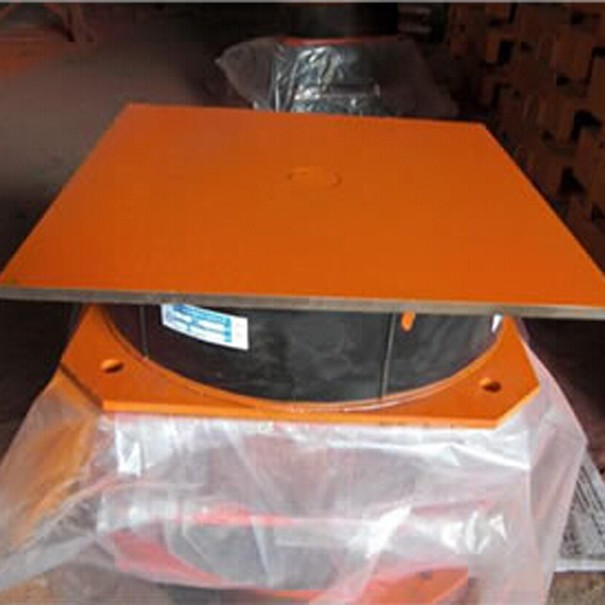high-damping rubber isolator for Bridge with competitive price Exported to Nepal