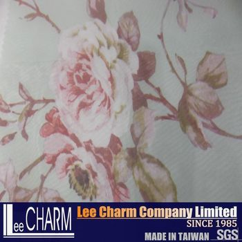 Custom Polyester Printed Design Curtain Fabric Materials