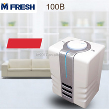 Mfresh 100B Small Mini Adjustable Negative ions air purifier smoke dubai ionizer