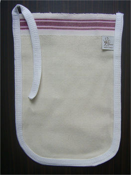 Exfoliating bath mitt - Kese