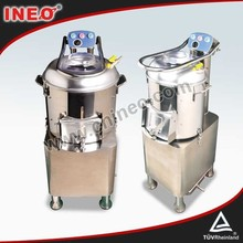 Restaurant Good Quality Potato Washer/Industrial Potato Washing Machine/Potato Washing And Peeling Machine