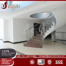 Fashion design customized chrome railing with stainless steel