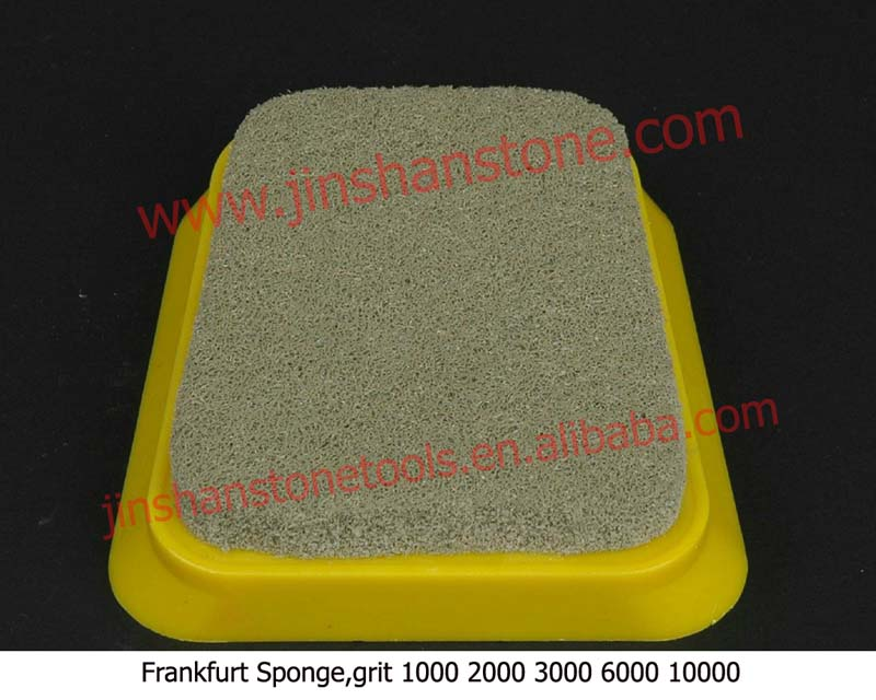 New Synthetic bond frankfurt abrasive for marble