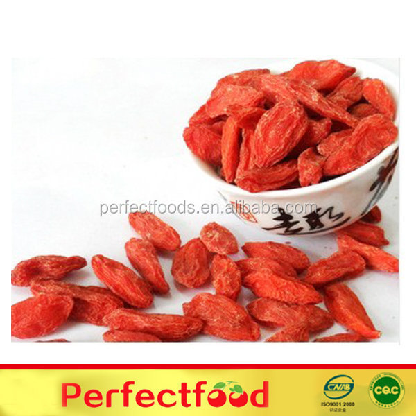 supply for the buyers to import goji berries