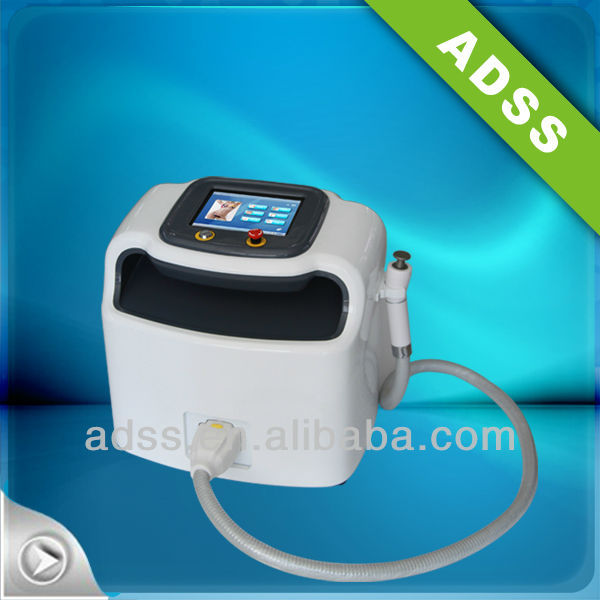 Portable face rf skin tightening ultrasound face lifting machine