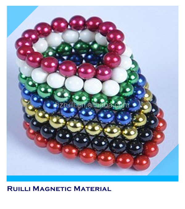 Manufacturer 5mm 216 magnetic ball