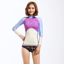 OEM Multi-functional Lady Sports Quick drying surfing snorkeling suits outdoor sunscreen Anti-jellyfish quick dry wetsuit