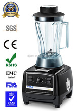 SJ-9560 1390W new design commercial manual quiet Kitchen living blender