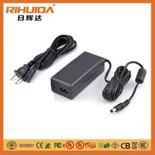 power adaptor 230v 12v 3a 36w for LCD monitor with CE UL KCC FCC ROHS