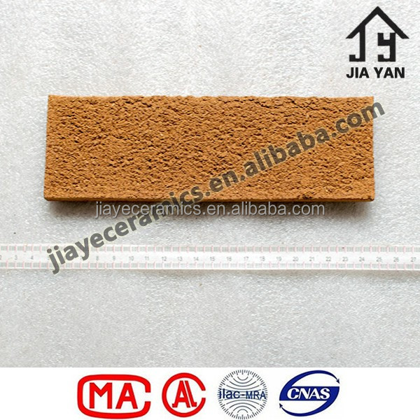 New Design Acid Proof Ceramic Wall Clay Split Tile