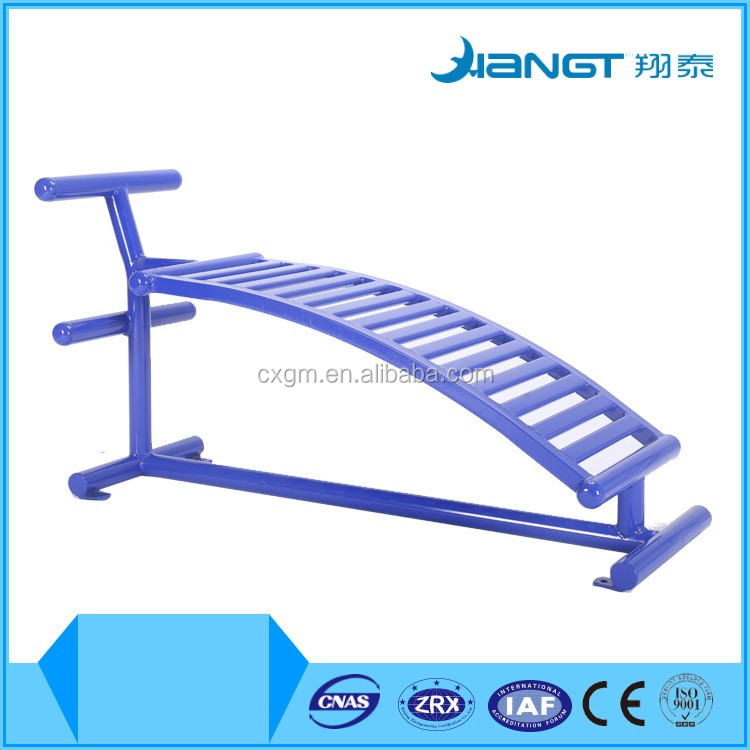 Best sale Abdominal training Board Outdoor fitness equipment