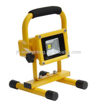 5Hours Battery Power Led Work Light Manufacture 10W