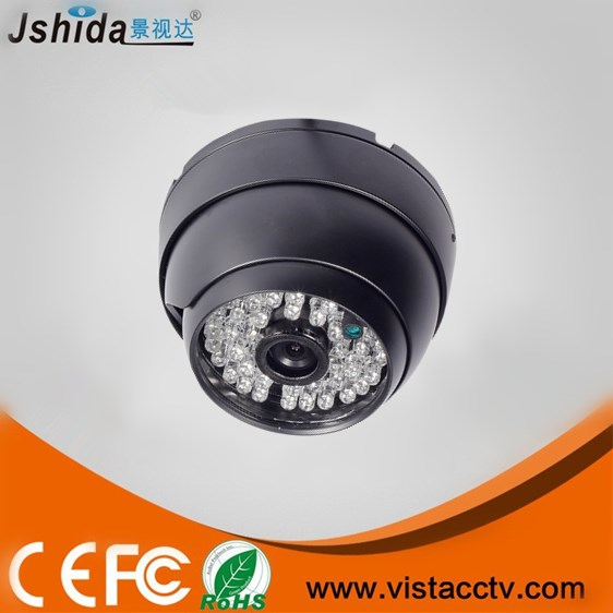 "Promtion 1/3"" Color HD SONY CCD 600TVL High Resolution CCTV Security Camera Day & Night Vision Waterproof IR Dome CCTV Camera"