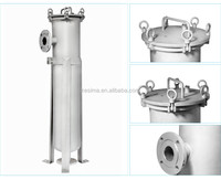 High Quality Stainless Steel Bag Filter Housing, SS Bag Filter